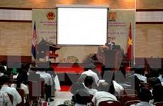 Efectúan foro empresarial Vietnam – Camboya