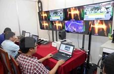 Inauguran centro de comunicaciones de Juegos Asiáticos de Playa en Vietnam