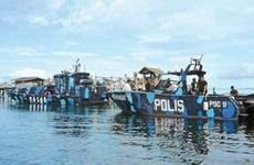 Malasia prolonga toque de queda en las aguas cercanas a Filipinas
