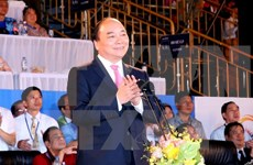 Inauguran juegos asiáticos de playa en Da Nang
