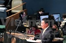Vicepremier de Vietnam llama a promover multilateralismo