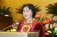 Presidenta del Parlamento de Vietnam inicia gira por Laos, Camboya y Myanmar