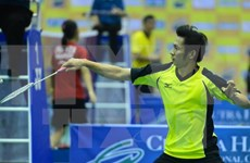 Se aproxima torneo internacional de bádminton en Vietnam