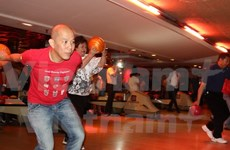 Efectúan en Ginebra Festival de Deportes y Familia de ASEAN