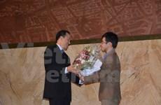 """Brinda Fondo """"Acompañamiento"""" respaldo a estudiantes vietnamitas"""