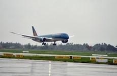 Vietnam Airlines suspende vuelos a Taiwán por el tifón Megi