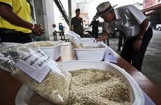 Tailandia capta primera señal positiva en exportación durante últimos cinco meses