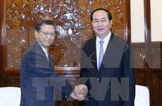 Presidente vietnamita ratifica política de considerar a Japón como primer socio