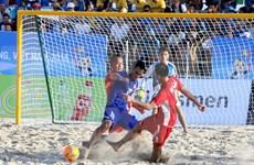 Vietnam aumenta cosecha dorada en Juegos Asiáticos de Playa