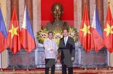Vietnam y Filipinas emiten declaración conjunta