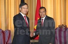 Timor Leste quiere estudiar experiencias en desarrollo de Vietnam