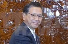 Vietnam entrega Orden de Amistad a embajador japonés