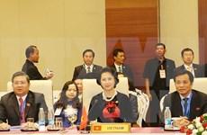 Presidenta del Parlamento de Vietnam concluye visitas a Laos, Camboya y Myanmar