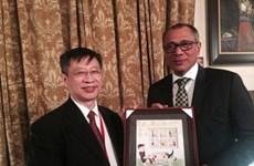 Delegación partidista de Vietnam asiste a Encuentro Latinoamericano Progresista