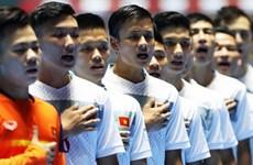 Vietnam gana premio de juego limpio en Copa Mundial de futsal