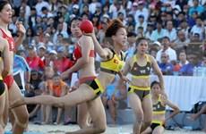 Vietnam termina en la cima del medallero de los Juegos Asiáticos de Playa