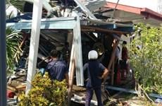 Malasia: Caída de helicóptero militar contra escuela deja cuatro heridos