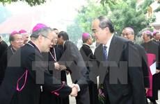 Presidente de FPV interviene en XIII Congreso del Consejo Episcopal de Vietnam