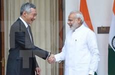 Singapur e India se comprometen a profundizar nexos bilaterales
