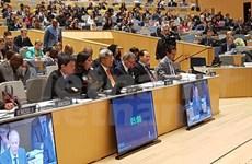 Vietnam reitera en Ginebra compromiso a protección de propiedad intelectual