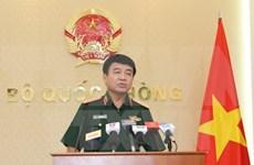 Delegación militar de Camboya visita Vietnam