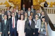 Vietnam confirma importancia de relaciones con Suecia