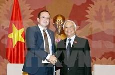 Vietnam y Rumanía intensifican los nexos legislativos