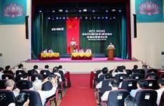 Vicepremier de Vietnam mantiene contactos con electores en provincia central