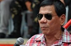 Presidente de Filipinas seguirá con la lucha contra drogas