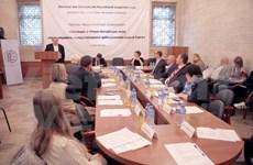 Expertos analizan en Rusia situación actual en el Mar del Este