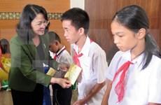Provincia de Phu Tho honra a talentos destacados