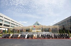 Vicepremier de Vietnam se reúne con primer ministro de Laos
