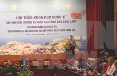 En Vietnam simposio científico a favor de un Mar del Este verde