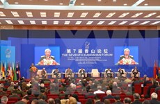 Foro Xiangshan logra consenso sobre seguridad marítima