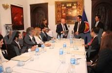 ASEAN fomenta nexos de cooperación con Argentina