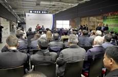 Inauguran en Rusia feria comercial de productos de Vietnam