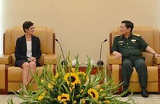 Se realiza séptimo Diálogo de Políticas de Defensa Vietnam-EE.UU.