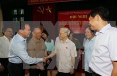 Líder del PCV destaca construcción partidista y anticorrupción como tarea clave