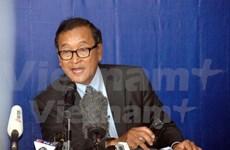 Camboya: Posponen fecha de interrogación a líder opositor
