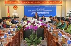 VNA firma acuerdo de cooperación informativa con provincia de Lam Dong