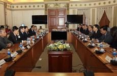 Ciudad Ho Chi Minh prioriza el impulso de cooperación con Camboya