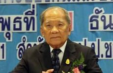 Nombrado exprimer ministro de Tailandia jefe interino del Consejo Privado