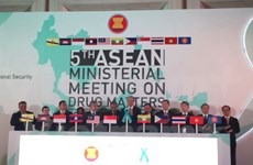 Vietnam sigue apoyando lucha antidroga de la ASEAN