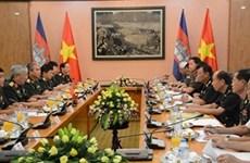 Vienam y Camboya efectúan segundo diálogo sobre políticas de defensa