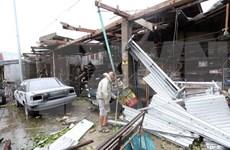 Filipinas: Al menos 12 muertos tras el paso del tifón Haima