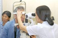 Efectúan Conferencia de Oftalmología de Vietnam