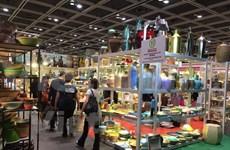 Sobresalen productos artesanales vietnamitas en feria en Hongkong