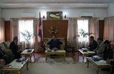 Votos por impulso de relaciones Vietnam - Nepal