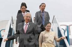 Visita del presidente de Myanmar promoverá lazos con Vietnam