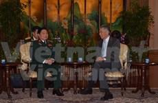 Fortalecen cooperación Vietnam – Singapur en defensa